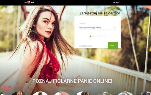 letsdate - portal na sex dla singli