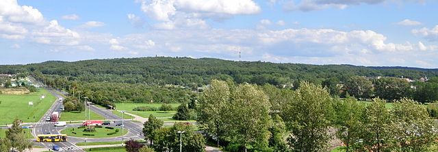 Góra Chełmska - Koszalin